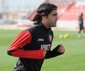 Sevilla FC: Sergio Sánchez realiza carrera continua en la ciudad deportiva