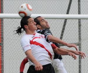 Bernardo es la novedad de la lista ante Osasuna