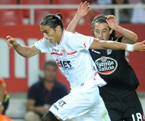 Cáceres vuelve al once inicial tras cumplir sanción