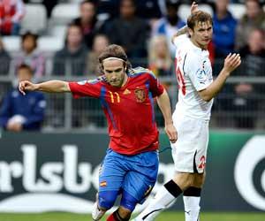 Sevilla FC: Diego Capel fue revulsivo junto a Jeffren y el decisivo Adrián en la remontada ante Bielorrusia