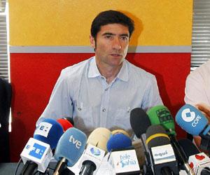Sevilla: Marcelino tuvo la pasada temporada a Henrique a sus órdenes