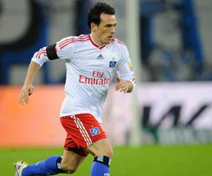 Sevilla FC: Acaba contrato en el Hamburgo y habría firmado ya por cuatro temporadas