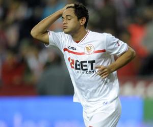 Sevilla: Acosta sólo ha jugado 23 partidos en la Liga en tres años