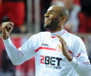 Sevilla: Kanouté confía en jugar el sábado