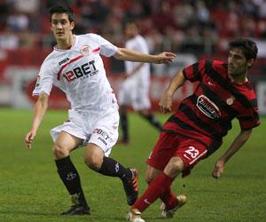 Sevilla: Luis Alberto ha sido convocado por la sub 19