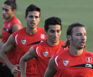 Sevilla FC: El equipo hará dos concentraciones en Costa Ballena