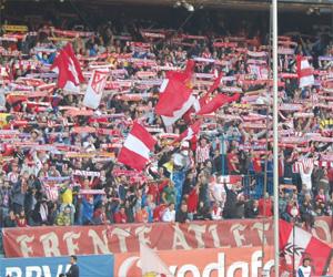 Sevilla FC: Estos aficionados no representan a la afición atlética, ni al club ni a ellos mismos