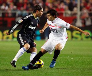 Sevilla: Último Sevilla-Real Madrid disputado en Nervión