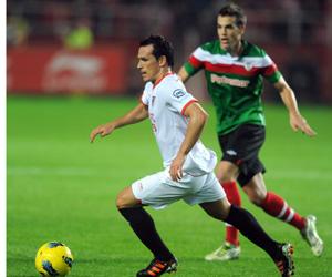 Sevilla FC: El Athletic, que avanza en la Europa League, será un rival directo por los objetivos