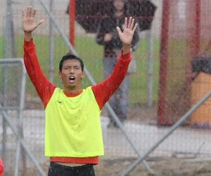 Sevilla: Hiroshi ha sido el máximo goleador de la Segunda B