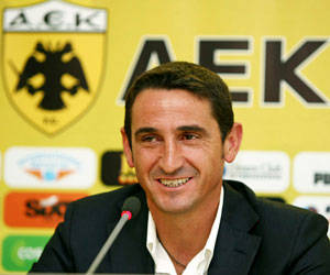 Manolo Jiménez ha estrenado su palmarés como entrenador
