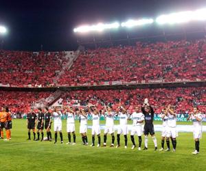 Sevilla: El partido se jugará el Lunes Santo