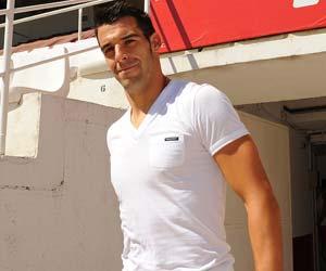 Sevilla. Negredo marcó un gol con la selección el pasado sábado