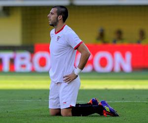 Sevilla: Negredo es el futbolista más en forma del Sevilla