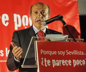 Sevilla: Del Nido tiene una relación inmejorable con Roig