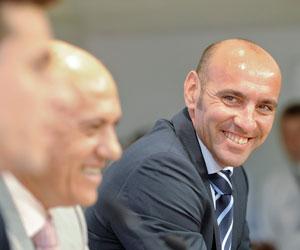 Sevilla: Monchi cerró el acuerdo con el agente del jugador, Emilio de la Riva