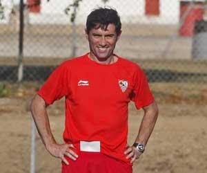 Sevilla: Marcelino dará mañana la rueda de prensa