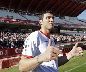 Sevilla: Reyes no marcaba desde enero de 2004