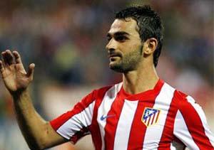 Sevilla: Adrián, jugador del Atlético de Madrid