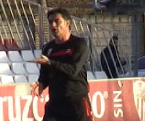 Sevilla: Míchel dirigirá a las 10.30 horas el primer entrenamiento de la semana