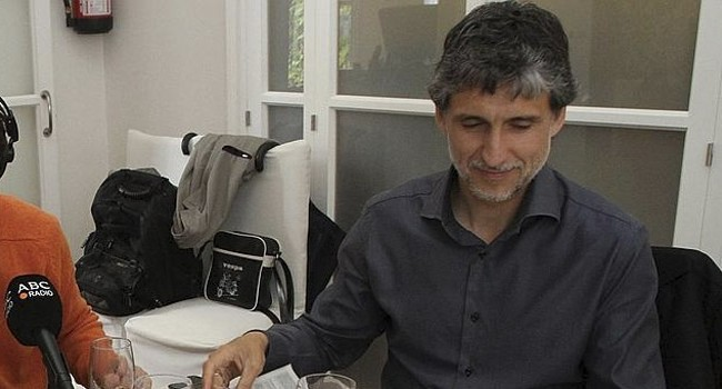 Pablo Alfaro:«Terminamos celebrando la primera clasificación a la UEFA en un bingo»