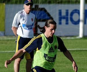 Sevilla: Bernardo, con Pékerman, seleccionador de Colombia