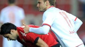 Rakitic, objetivo del Spartak de Unai Emery