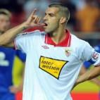 Negredo, a por su mejor comienzo goleador en Primera división