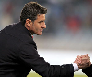 Sevilla: Míchel se mostró bastante deecepcionado