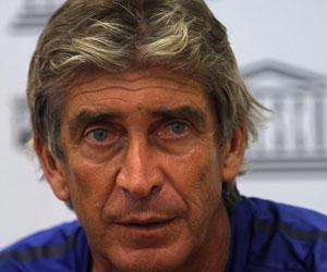 Sevilla: Pellegrini tiene ganas de comenzar la competición