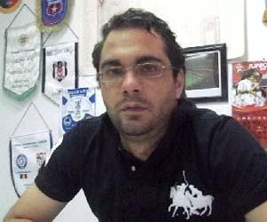 El secretario técnico sevillista, Víctor Orta