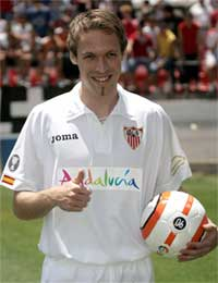 Sevilla Hinkel se marchó al Celtic Glasgow