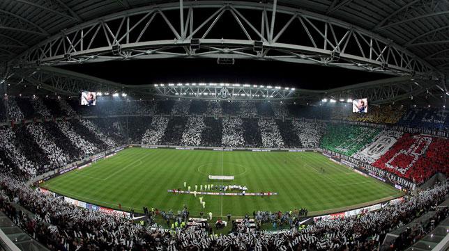 El Juventus Stadium