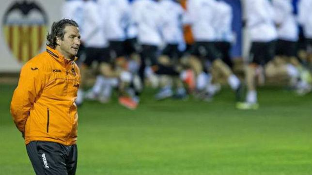 Pizzi jugó en el Tenerife, en el Barcelona y el Villarreal