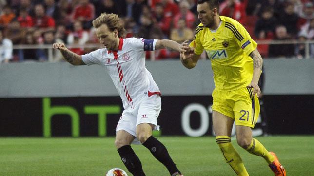 Lance del Sevilla-Maribor