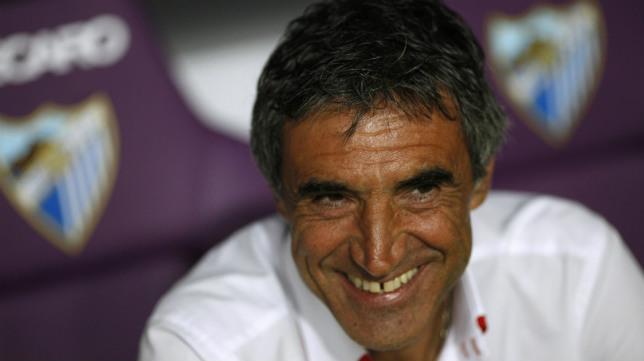 Antonio Álvarez, en su época como técnico sevillista.