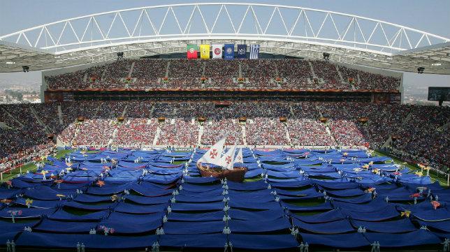 El estadio del Oporto, Do Dragao