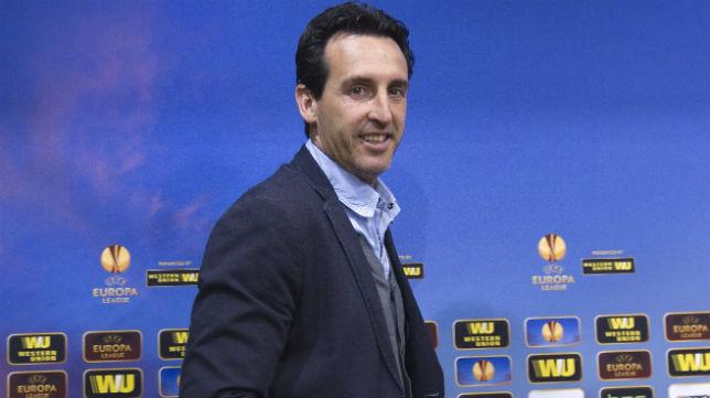 Emery está en Suiza en un acto de la UEFA