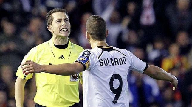 González González arbitrará el duelo ante el Madrid