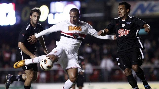 Luis Fabiano recordó su etapa en el Sevilla F.C.
