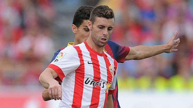 Rodri se verá las caras con el Sevilla este domingo
