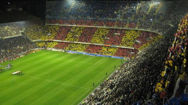 El estadio valencianista presentará el domingo un ambiente de gala