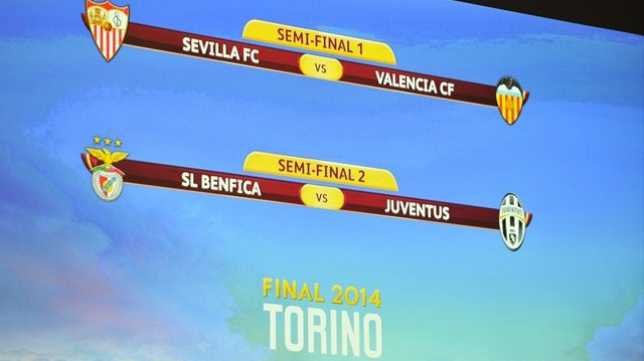 Habrá representante español en la final de la Europa League