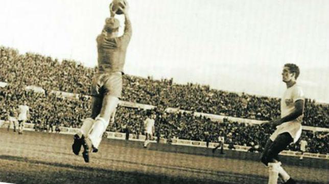 Busto y Campanal, en el encuentro disputado en Benfica
