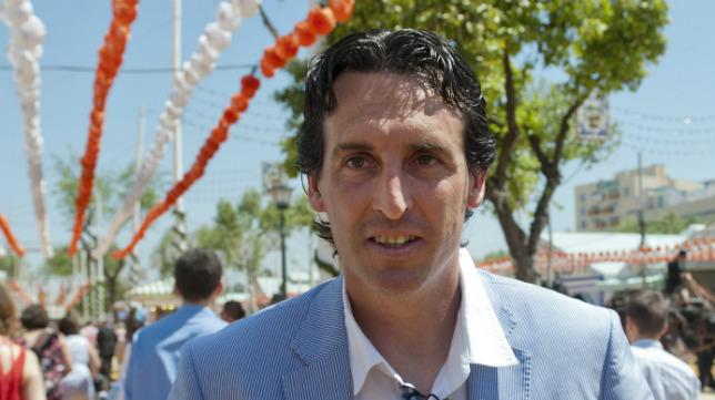 Emery en la Feria de Abril