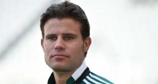 El árbitro Felix Brych