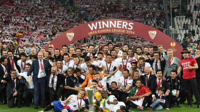 Sevilla winners ganadores