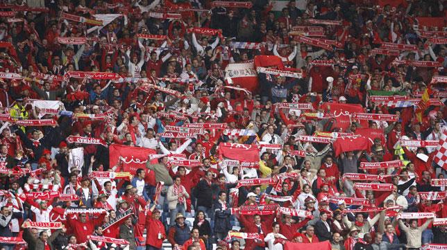 Miles de aficionados se darán cita en Turín, como lo hicieron en Glasgow en 2007
