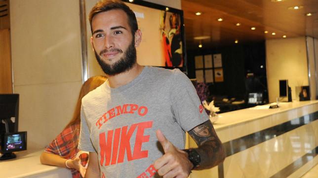 Aleix Vidal (Foto: Jesús Spínola)