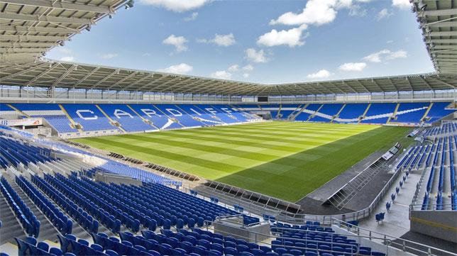 Imagen del Cardiff City Stadium, sede de la Supercopa de Europa entre Sevilla y Real Madrid